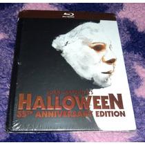 Halloween - Bluray 35 Aniversario Digibook Edition Importado