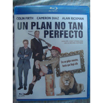 Un Plan No Tan Perfecto Blu-ray Cameron Diaz Colin Firth