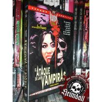 Dvd El Ataque De Las Vampiras Horror Erotico Jess Franco