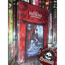 Dvd Zatoichi El Samurai Ciego Takeshi Kitano Imp Europa Esp