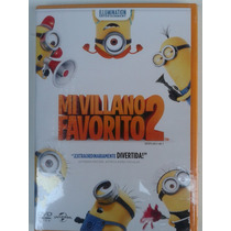 Mi Villano Favorito 2 Dvd