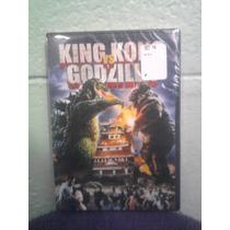 Dvd Kaiju Godzilla Gamera King Kong Vs Godzilla Ultraman