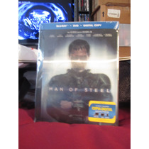 Blu Ray Digibook Man Of Steel Superman El Hombre De Acero
