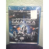 Blu Ray Ciencia Ficción Galactica Star Wars Robots