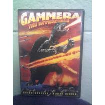 Dvd Kaiju Godzilla Gamera El Invensible Monstruo Ultraman