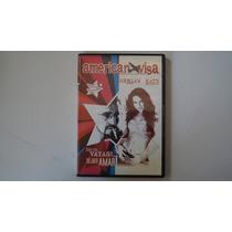 Dvd American Visa Demian Bichir Kate Del Castillo