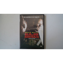 Dvd Bajo Amenaza Bruce Willis