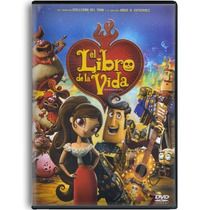 El Libro De La Vida , The Book Of Life , Pelicula En Dvd