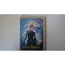 Dvd Lara Croft Tomb Raider Edicion De Coleccion