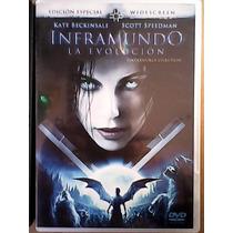 Inframundo Evolucion Dvd Películas Black0012010