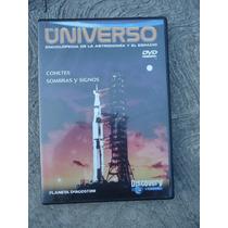 Dvd Universo Observatorios Antiguos Discovery