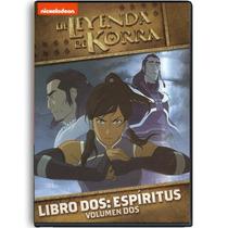 La Leyenda De Korra , Libro 2 Vol 2 Espiritus Serie Tv Dvd