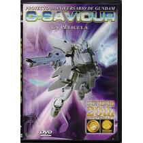 G - Saviour Robotech , Pelicula En Dvd