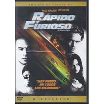 Rápido Y Furioso Edición De Colección Widescreen Nacional