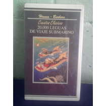 Vhs 20 Mil Leguas D Viaje Submarino En Español Hanna Barbera