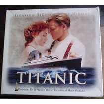 Titanic Box C/2 Vhs 8 Foto Tarjetas1 Fragm De Cinta Y Video