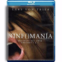 Ninfomania Vol. I & Ii Blu-ray