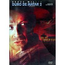 Dvd Duro De Matar 2 Ed Def( Die Hard 2 ) 1990 - Renny Harlin