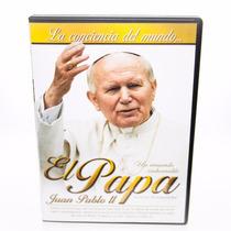 El Papa Juan Pablo Ii Dvd (1998) Documental