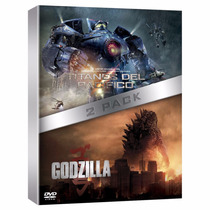 Godzilla / Titanes Del Pacifico Dvd