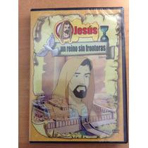 Dvd Jesus Un Reino Sin Fronteras