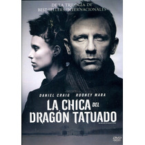 Dvd Chica Del Dragon Tatuado ( The Girl With The Dragon Tatt