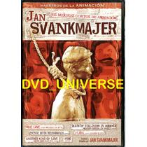 Jan Svankmajer: Sus Mejores Cortos De Animación. Pal R-2