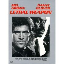 Arma Mortal / Mel Gibson Danny Glover / Dvd Usado