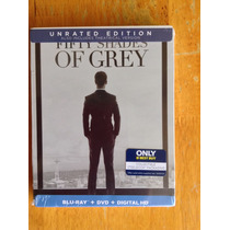50 Shades Of Gray Blu Ray Steelbook Best Buy Exclusivo
