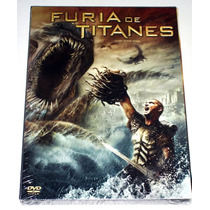 Dvd Furia De Titanes / Clash Of The Titans (2010) Dpa
