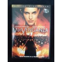 Película Dvd V De Venganza