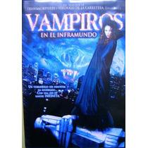 Vampiros En El Inframundo / Dvd