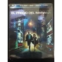 El Precio Del Mañana (bluray+dvd+copia Digital) Lbf