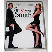 Dvd Sr. Y Sra, Smith (2005) Brad Pitt, Angelina Jolie!! Vjr