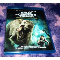 Viaje Al Centro De La Tierra - Bluray Brendan Fraser 2008