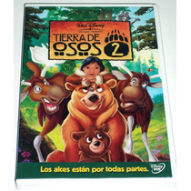 Dvd Walt Disney Tierra De Osos 2 / Brother Bear 2 2006!! Rgl