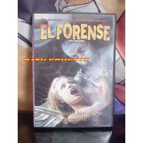 El Forense, (the Coroner) Terror 100% Original Movie Dvd