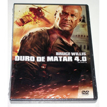Dvd Duro De Matar 4.0 Nuevo Y Sellado, Bruce Willis!! Vjr