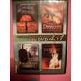 4 Peliculas En 2 Dvd Terror Batallas Ancestrales Miedo