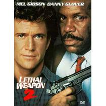 Arma Mortal 2 / Mel Gibson Danny Glover / Dvd Usado