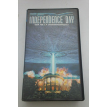 Pelicula Dia De La Independencia (independence Day) 1986 Vhs