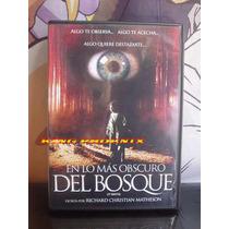 En Lo Mas Oscuro Del Bosque Terror 100% Original Dvd