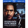 Sherlock Holmes 2, Dos. Combo: Blu-ray+dvd+copy Digital