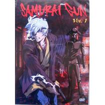 Samurai Gun Vol 1 & 2 / Anime / Dvd Nuevo