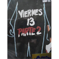 Dvd Pelicula : Viernes 13 Parte 2 / Friday The 13th Part 2
