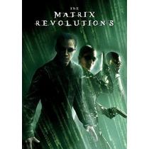 Matrix Revoluciones Pelicula Seminueva Envio Gratis Mmu
