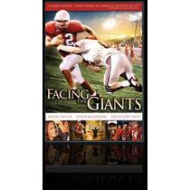 Dvd Pelicula Cristiana Facing The Giants Opcion Español