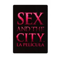 Dvd Sex And The City: La Película - Incluye 2 Cds