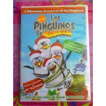 Los Pinguinos De Madagascar La Clasica Aventura Navidena
