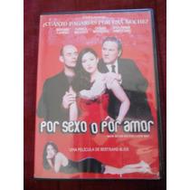Por Sexo O Por Amor Dvd Movie